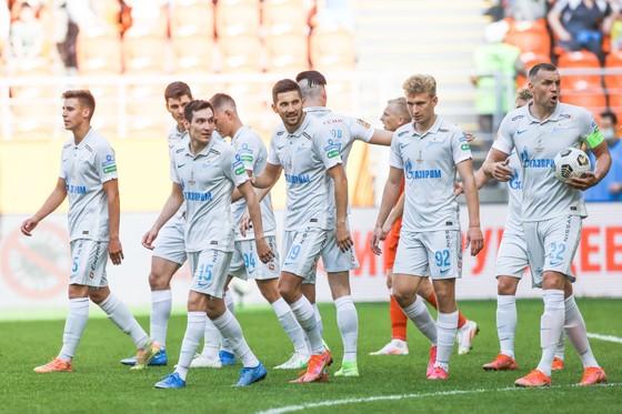 Zenit là một thế lực ở Nga, nhưng ra Champions League thì...
