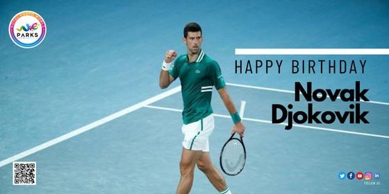 """Novak Djokovic: Được cả thế giới chúc mừng sinh nhật 34 tuổi, chuẩn bị tham gia giải """"Belgrade 2"""" ảnh 5"""