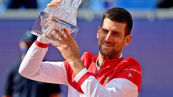 Djokovic vô địch Belgrade 2