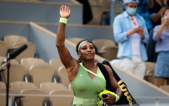 Serena vẫy tay chào sự nghiệp huy hoàng