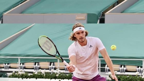 """Roland Garros: """"Đại chiến Next Gen"""" - Tsitsipas đấu Zverev ở bán kết ảnh 3"""