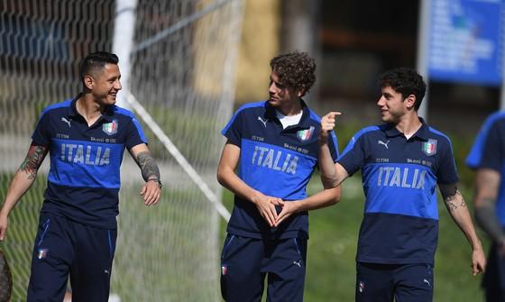 """Gianluca Lapadula ở Copa America và Manuel Locatelli ở Euro: Từng chia sẻ tuyển Italy """"B"""", nay """"đường ai nấy đi"""" ảnh 1"""