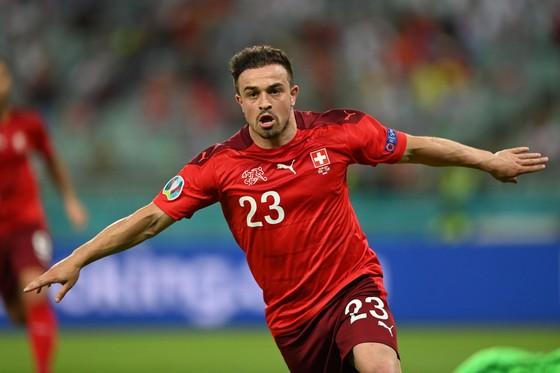 Shaqiri đã biết ghi bàn ở Euro