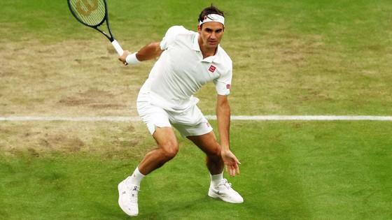 Wimbledon: Djokovic, Federer thắng sau 3 ván - tay vợt 20 tuổi Felix cũng vào tứ kết ảnh 1