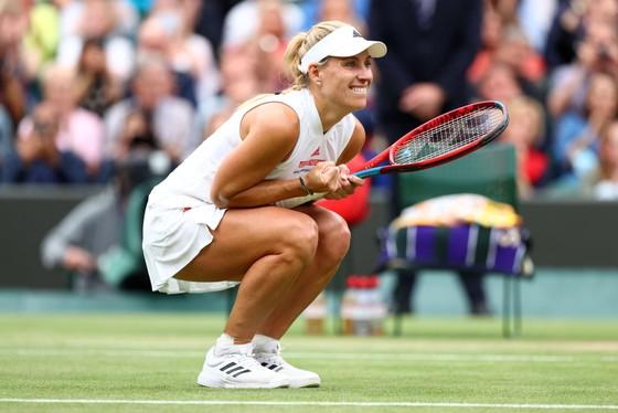 Wimbledon: Cựu vô địch Kerber đụng độ Đương kim Nữ Hoàng Barty ở bán kết ảnh 1