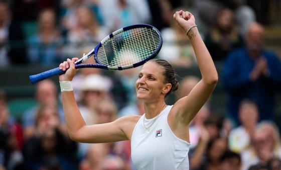 Wimbledon: Cựu vô địch Kerber đụng độ Đương kim Nữ Hoàng Barty ở bán kết ảnh 3