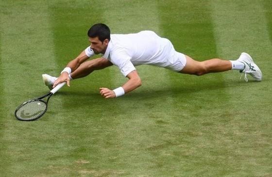 Novak Djokovic: Khí lực của sói, năng lực của… người nhện! ảnh 1
