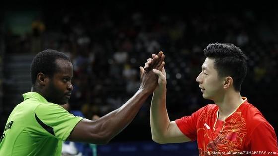 Olympic Tokyo: Ngôi sao Nigeria - Quadri Aruna hy vọng thách thức uy quyền của bóng bàn Trung Quốc ảnh 1