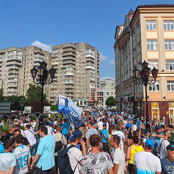 Siêu Cúp nước Nga: Zenit áp đảo Lokomotiv cả trên sân lẫn trên… đường phố Kaliningrad ảnh 7