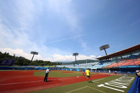 """Đội tuyển nữ bóng mềm Nhật Bản giành chiến thắng trong trận mở màn Thế vận hội """"của hy vọng"""" ảnh 2"""