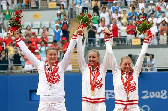 Naomi Osaka, Ashleigh Barty và Aryna Sabalenka - ai sẽ là tay vợt thứ 9 giành HCV đơn nữ quần vợt? ảnh 6