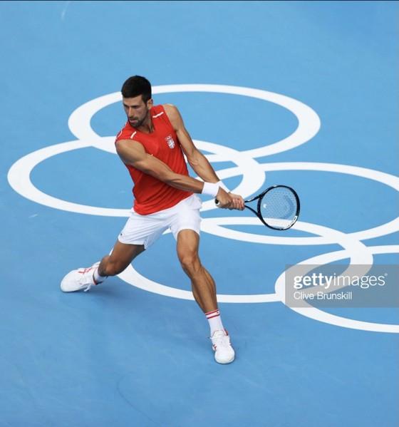 """Ngày mai, Novak Djokovic xung trận săn """"Golden Slam"""" còn Medvedev đấu Bublik ảnh 2"""