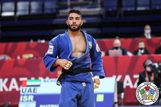 """Võ sĩ Judo người Algeria - Fethi Nourine bị """"gửi về nhà"""" vì từ chối đấu đối thủ  Israel ảnh 1"""