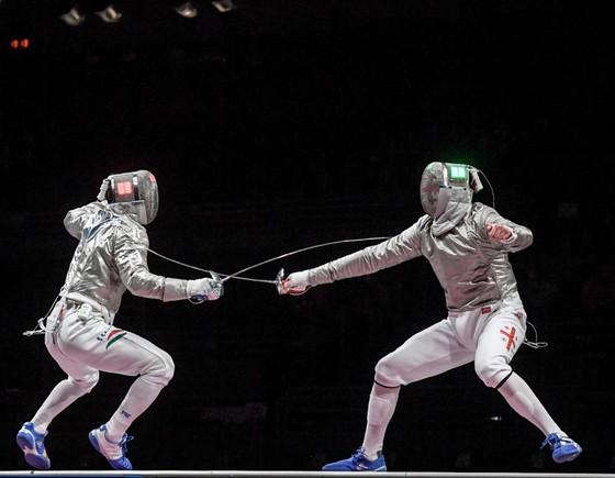 """""""Kiếm Vương"""" Áron Szilágyi: Xứng danh anh hùng với tấm HCV 3 kỳ Olympic liên tiếp ảnh 1"""