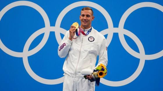 Dressel thắng HCV cá nhân đầu tiên ở Olympic Tokyo