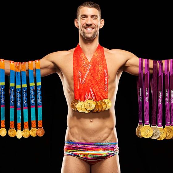 """Kình ngư Caeleb Dressel sẽ là """"truyền nhân săn Vàng"""" của Michael Phelps? ảnh 1"""