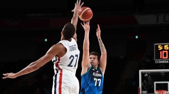 Kevin Durant và đồng đội sẽ tái chiến tuyển Pháp ở chung kết tranh HCV ảnh 2