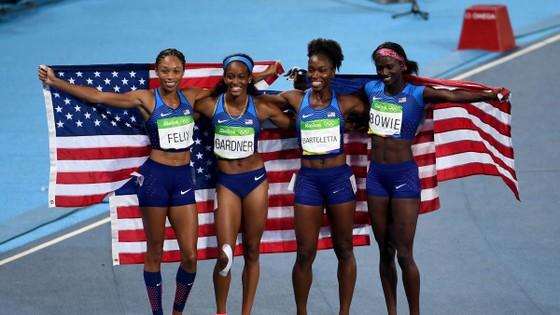 Điền kinh Mỹ mất địa vị thống trị tối thượng ở Olympic Tokyo ảnh 1