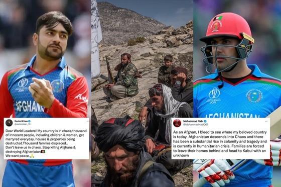 Taliban trở lại, thể thao Afganishtan có thể bị ảnh hưởng nghiêm trọng ảnh 2