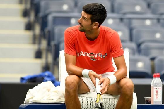 """US Open: Novak Djokovic, Daniil Medvedev gấp rút chuẩn bị cho """"đại chiến"""" ảnh 1"""