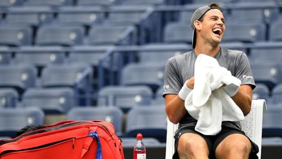 """US Open: Novak Djokovic, Daniil Medvedev gấp rút chuẩn bị cho """"đại chiến"""" ảnh 6"""