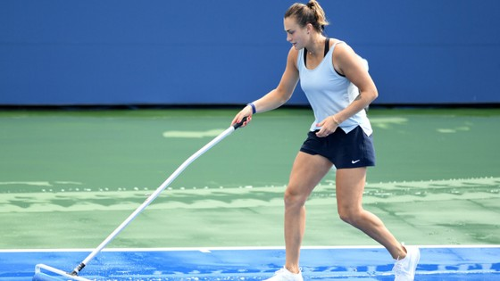 """US Open: Novak Djokovic, Daniil Medvedev gấp rút chuẩn bị cho """"đại chiến"""" ảnh 4"""