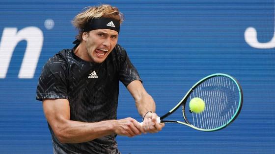 """US Open: Đánh bại """"Cây búa"""" Matteo Berrettini, Novak Djokovic đấu Alexander Zverev ở bán kết ảnh 1"""