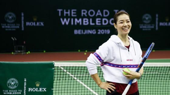 """""""Quý cô người Anh"""" Emma Raducanu: Được Li Na truyền cảm hứng khi còn nhỏ, đấu Leylah Fernandez lần đầu hồi năm 16 tuổi ảnh 2"""