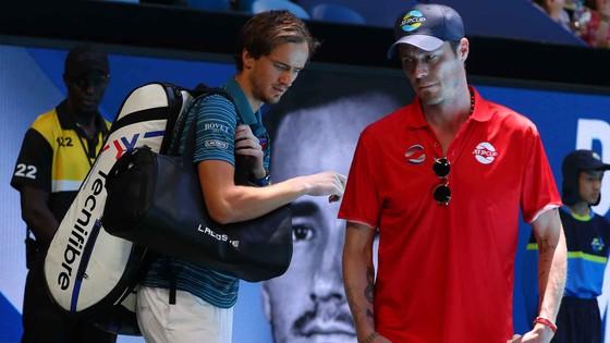 """US Open: Đến lượt Daniil Medvedev """"báo thù"""" Novak Djokovic, thừa kế di sản của The Safinator ảnh 3"""