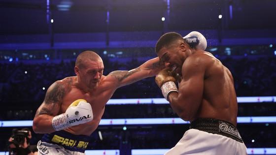"""Anthony Joshua vs Oleksandr Usyk: """"Miêu hiệp"""" cắt tỉa AJ """"cơ bắp"""", suýt thắng KO khiến cả Ukraine bùng nổ ảnh 3"""