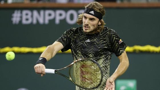 Indian Wells: Alexander Zverev chật vật thắng Andy Murray, Stefanos Tsitsipas ngược dòng loại Fabio Fognini ảnh 1