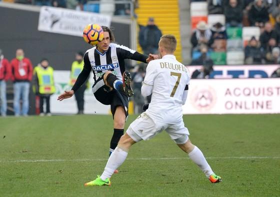Serie A, vòng 4: Đại gia trút cơn giận dữ ảnh 1