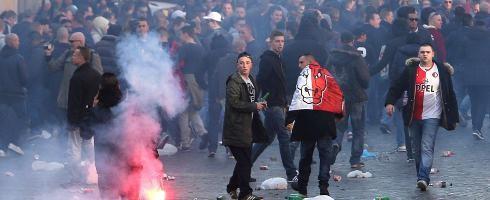Champions League: Napoli quyết thắng Feyenoord vì Milik ảnh 1