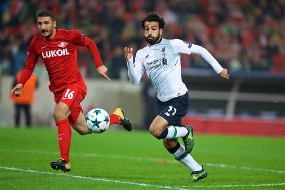 Champions League: Hoang phí cơ hội, Liverpool đánh rơi điểm số ở Moscow ảnh 1