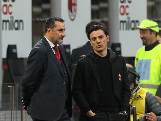 AC Milan – AS Roma: Montella và thời khắc của sự thật! ảnh 1