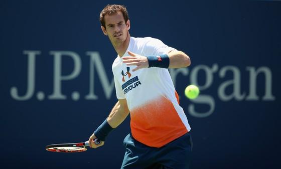 Tay vợt nổi tiếng Andy Murray rất sành điệu bóng đá. Ảnh: Getty Images.