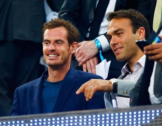 Sao tennis Andy Murray sẽ bầu cho Cristiano Ronaldo ảnh 1