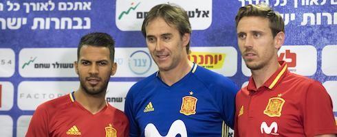 Tây Ban Nha có thể xếp đội hình 2 trước Israel ảnh 1