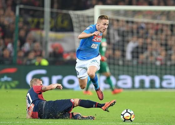 Serie A, vòng 10: Napoli vất vả, Juventus lo âu ảnh 1