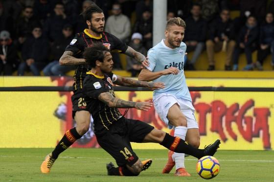Serie A, vòng 11: Napoli tiếp tục thống trị cuộc đua ảnh 1