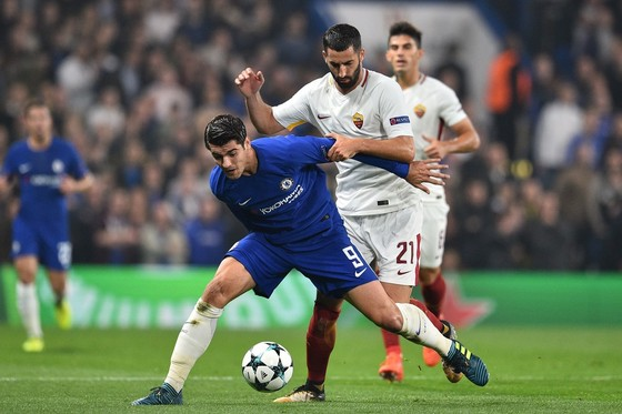 Roma không thắng nổi Chelsea ảnh 2