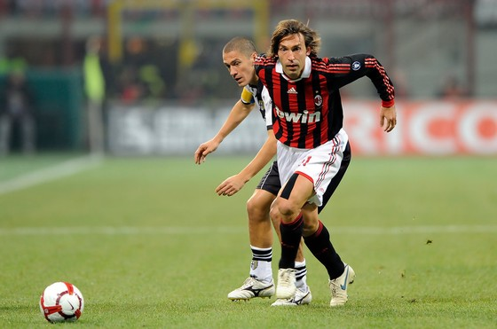 Thế giới bóng đá vinh danh tiền vệ bậc thầy Andrea Pirlo ảnh 3