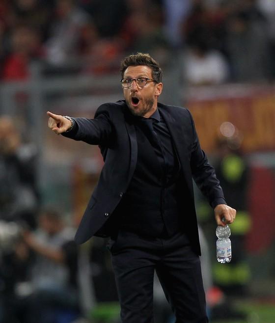 Serie A, vòng 13: Sắc màu derby thành Rome ảnh 1