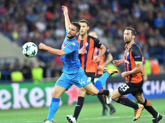Champions League: Napoli quyết vùi dập Shakhtar Donetsk ảnh 1