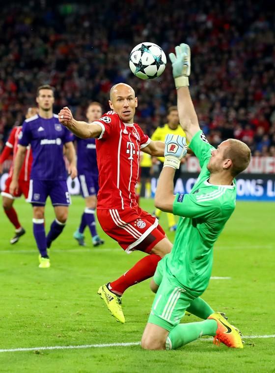 Champions League: Đến Anderlecht, Bayern sợ mất chuỗi trận toàn thắng ảnh 1