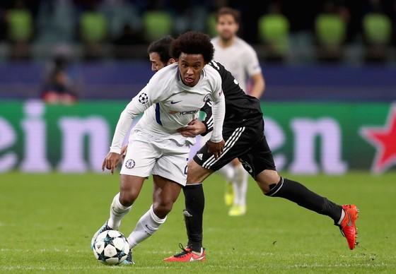 Champions League: Chelsea chạm đích, Atletico đánh bại Roma ảnh 1