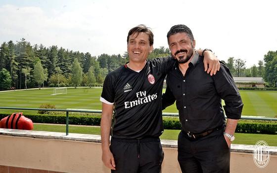 Serie A: Gattuso quyết chơi 3-4-3, Bonucci làm thủ quân ảnh 1