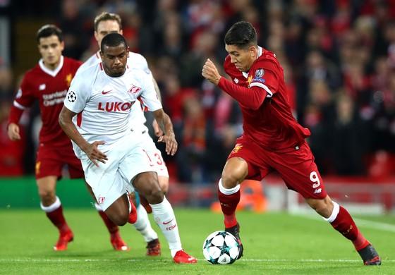 Champions League: Coutinho giúp Liverpool vùi dập Spartak 7-0 ảnh 1