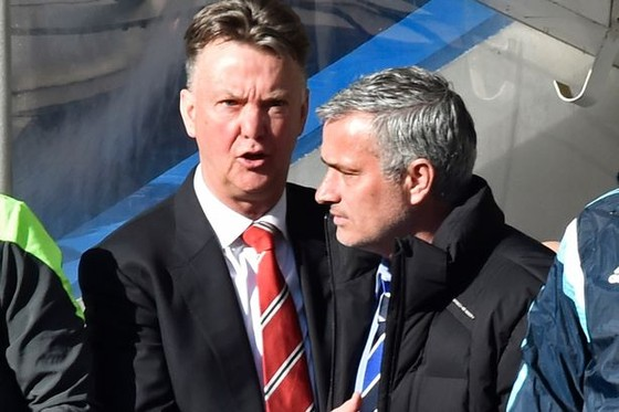 """Van Gaal chê Manchester United của Mourinho """"đá chán"""" ảnh 1"""