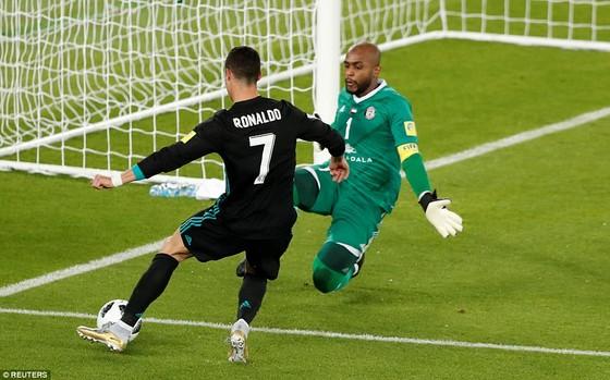 Club World Cup 2017: Gareth Bale đưa Real Madrid vào chung kết ảnh 1